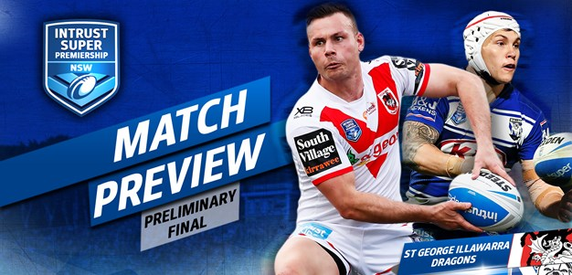 ISP PREVIEW | Dragons v Bulldogs