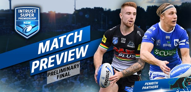 ISP PREVIEW | Panthers v Jets