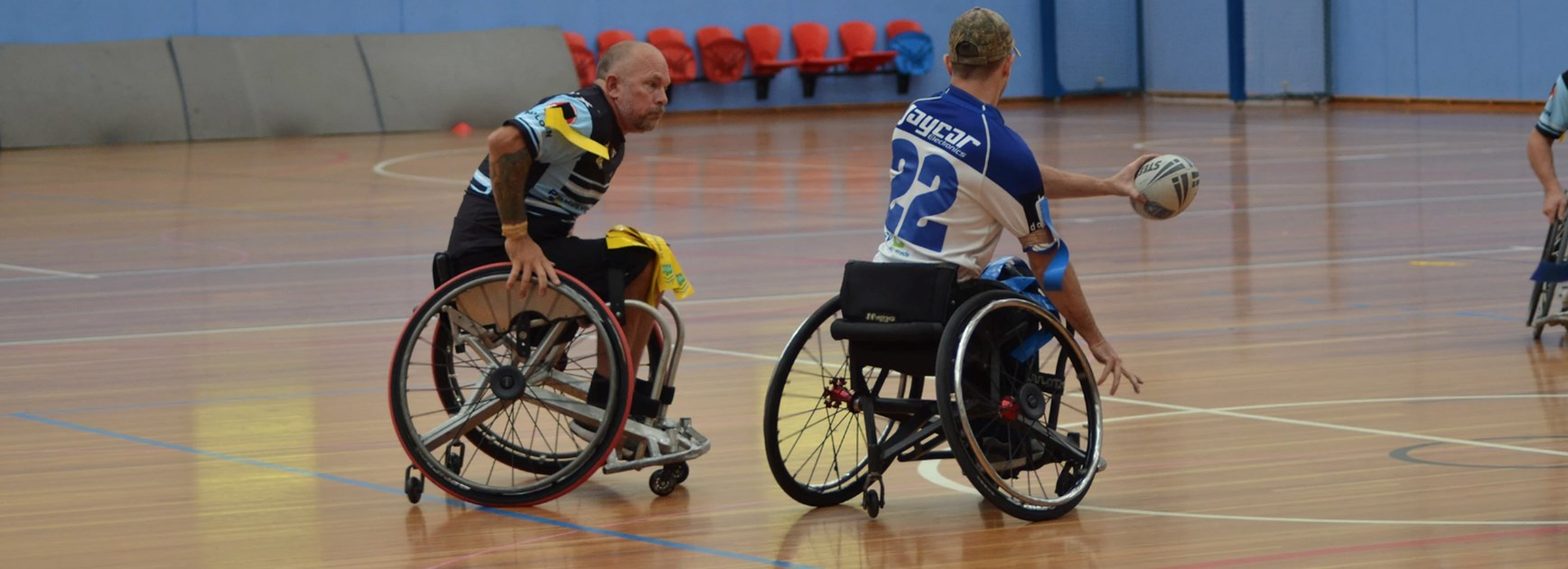 NSW Wheelchair Rugby League Development Program