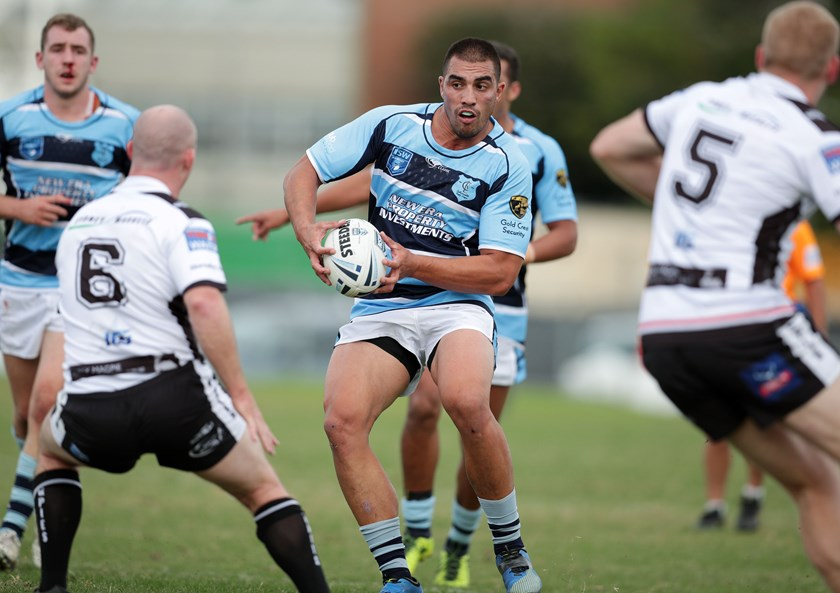 Action from Round 4 of the Ron Massey Cup and Sydney Shield competitions