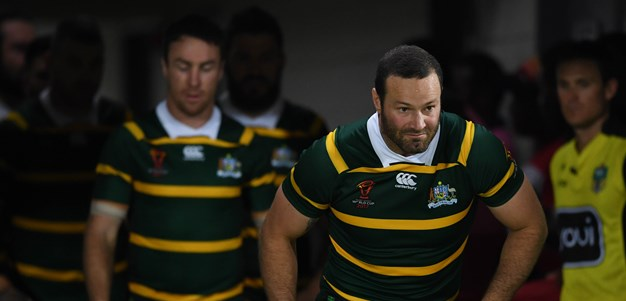 Cordner to Captain Kangaroos in NZ, Tonga Tests