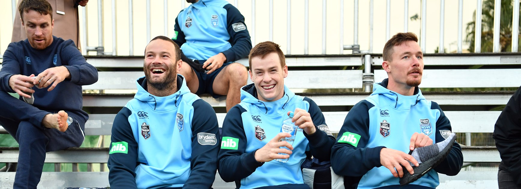 Resilient Keary Primed For Test Debut