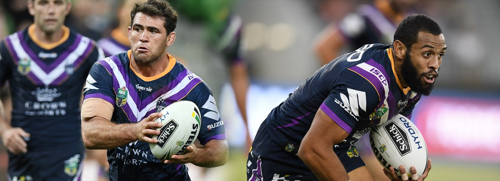 Finucane, Addo-Carr are Origin Quality: Bellamy