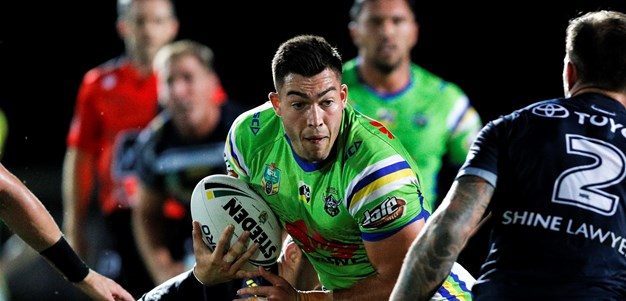 Raiders back Cotric to be an Origin Bolter