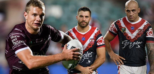 Trbojevic, Tedesco, Ferguson in Fight for Origin Selections