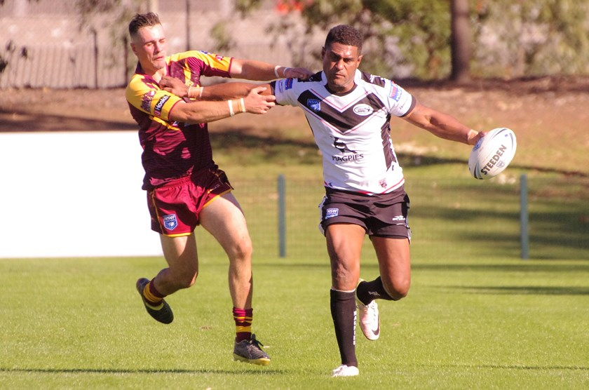 The Guildford Owls take on the Asquith Magpies in the Sydney Shield.