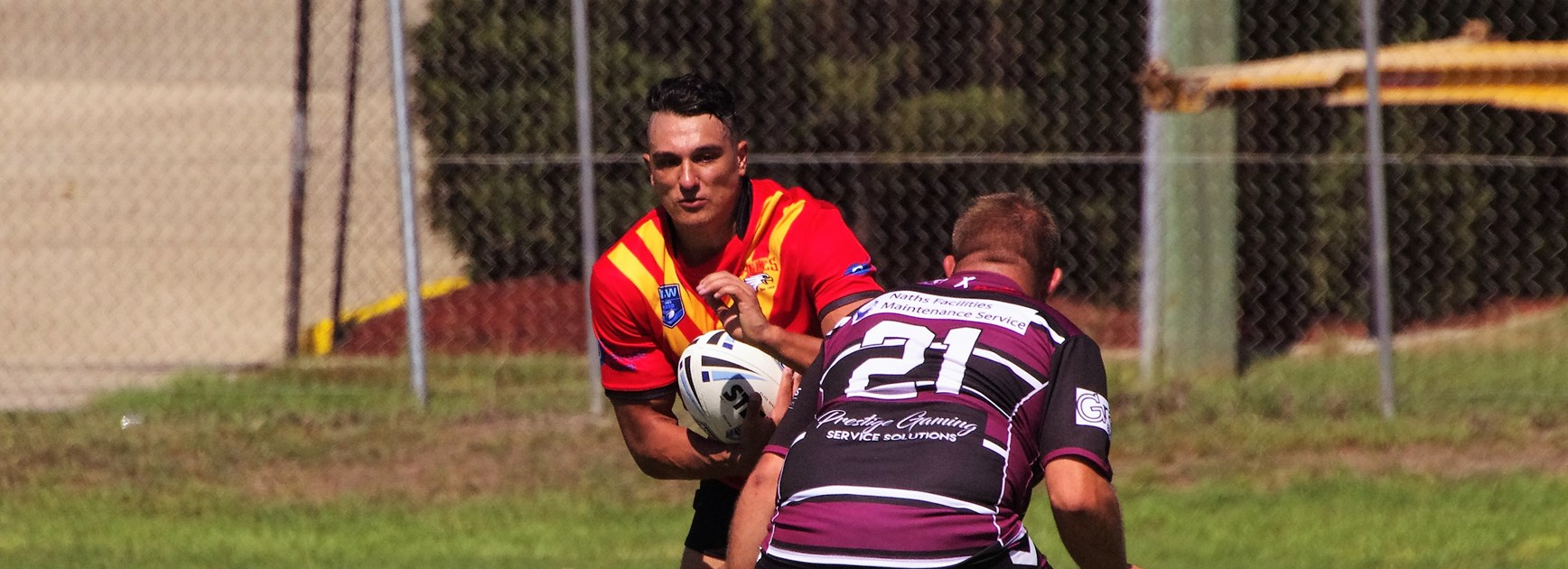 WRAP | Sydney Shield Rd 1