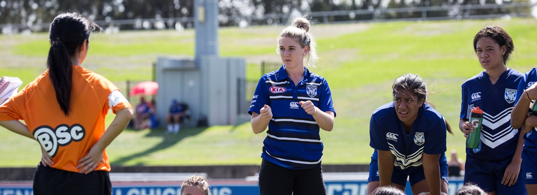 Janssen Leading the Way for Female Coaches