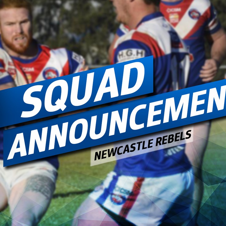 SQUAD | Newcastle Rebels