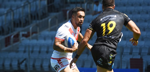 Mounties Win Wollongong Thriller