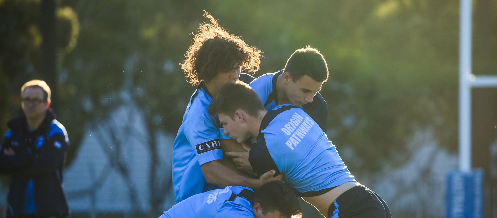 GALLERY | NSW Under 16s Prepare for Pacifika