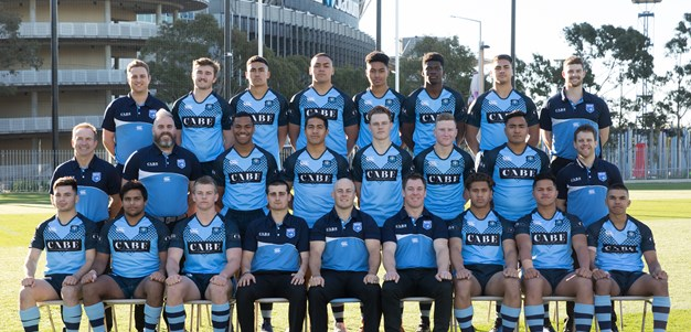 NSW Under 16s Prepare for Queensland