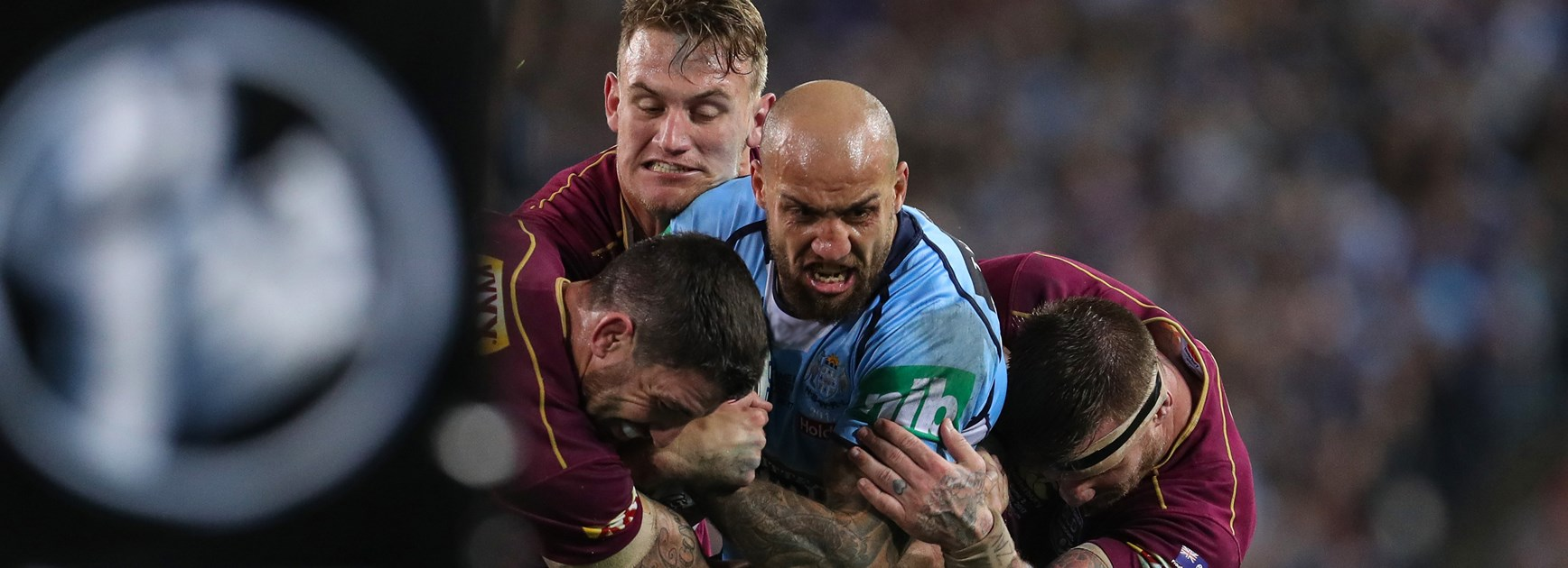 Ferguson Stakes Claim for Origin Selection