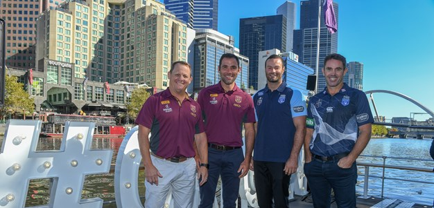 2018 Holden State of Origin Series Launched