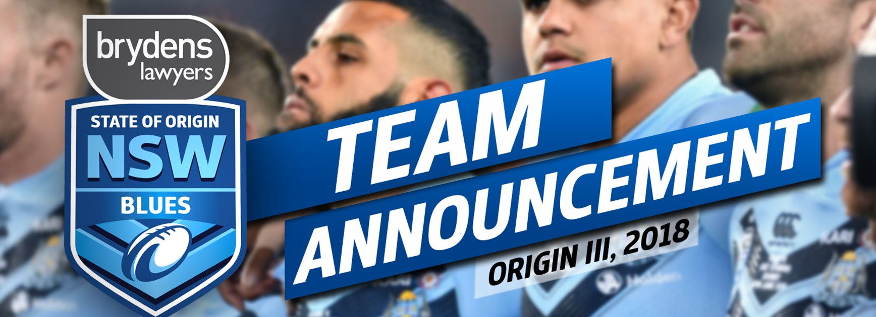 TEAM | Brydens Lawyers NSW Blues