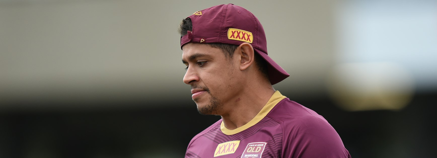 Maroons confirm Morgan to start at fullback, expect Gagai to play