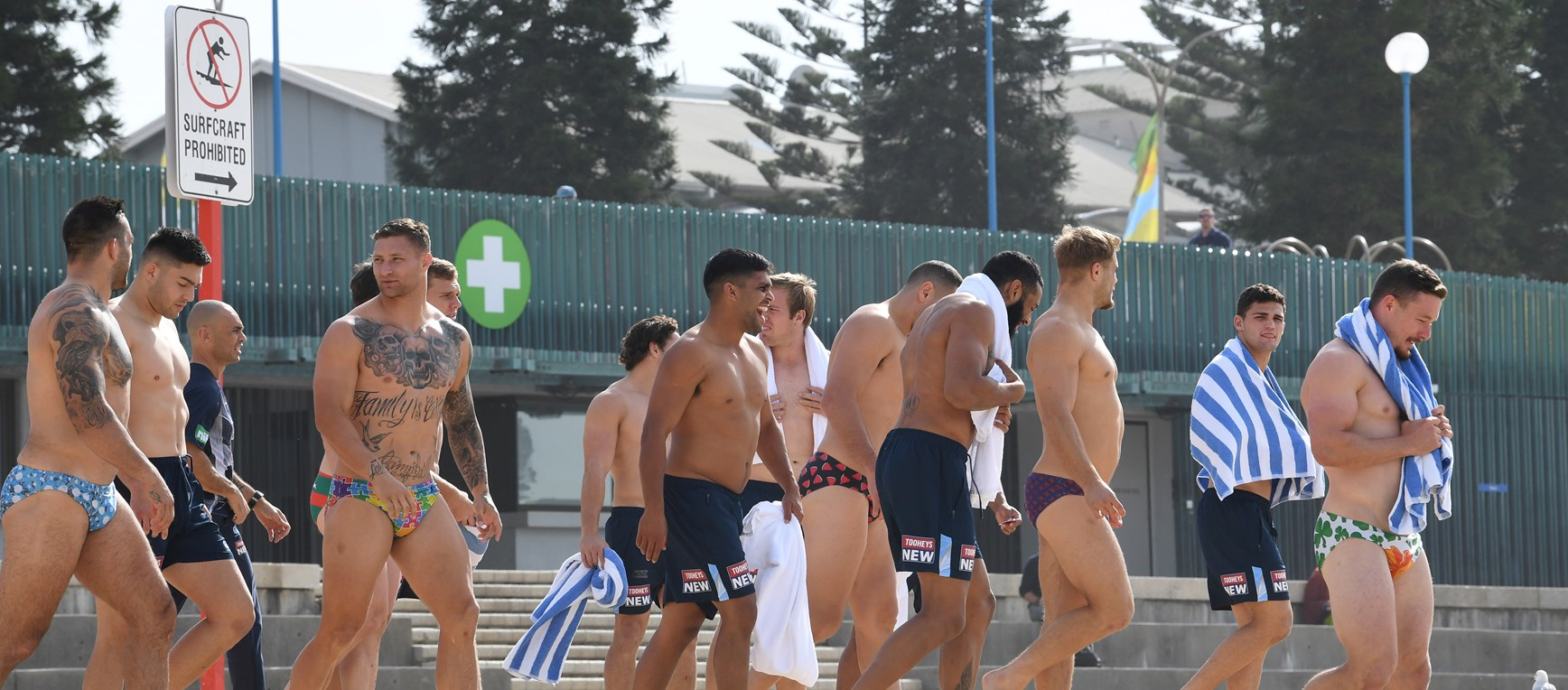 GALLERY | Brydens Lawyers NSW Blues Assemble in Coogee