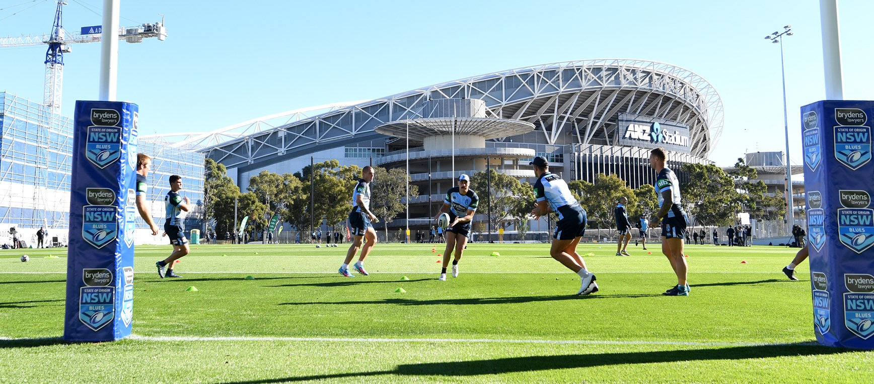 GALLERY | NSW Train at Centre of Excellence Field