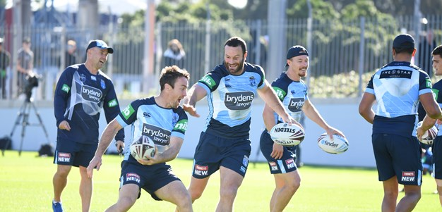 No Distractions from Maroons Camp: Maloney