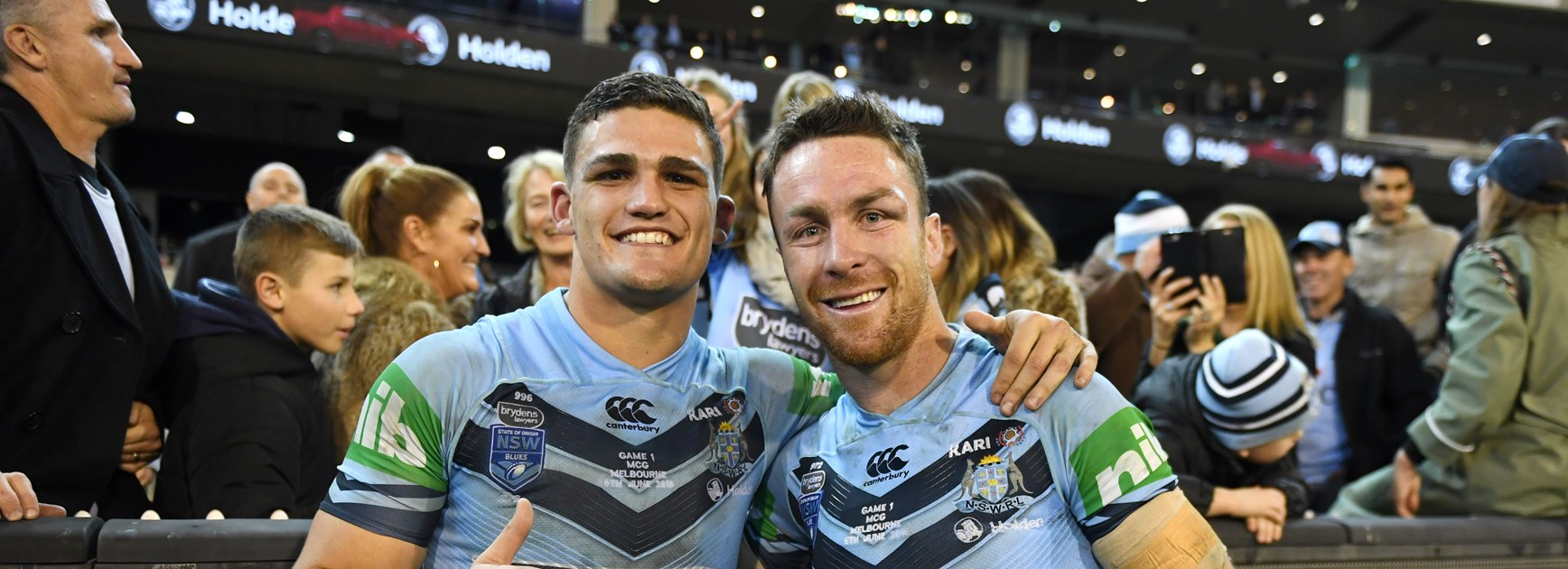 Cleary looking to adopt leadership qualities from Maloney
