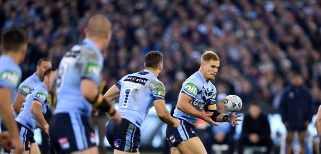 NSW Prepared for Niggling Tactics: de Belin