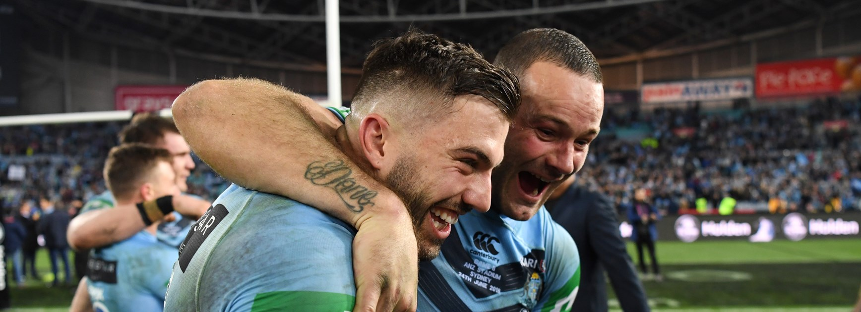 Five NSW stars named in World XIII