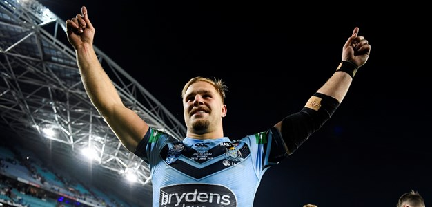 De Belin Proves his Origin Class