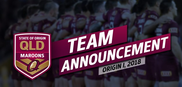 TEAM | Queensland Maroons