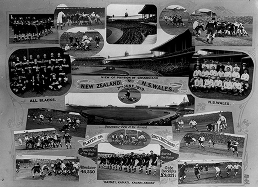 A collection of images detailing the Kiwis' tour of Australia, which included four matches against NSW. The Blues won all four matches, played at the SCG and RAS Showground.