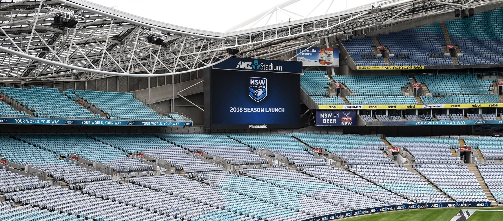 GALLERY | NSWRL 2018 Season Launch