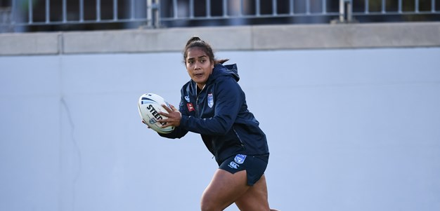 GALLERY | NSW Women's Origin Training